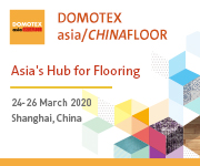 DOMOTEX CHINA FLOORS 2020